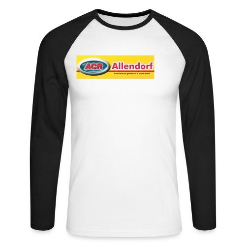 acr allendorf - Männer Baseballshirt langarm