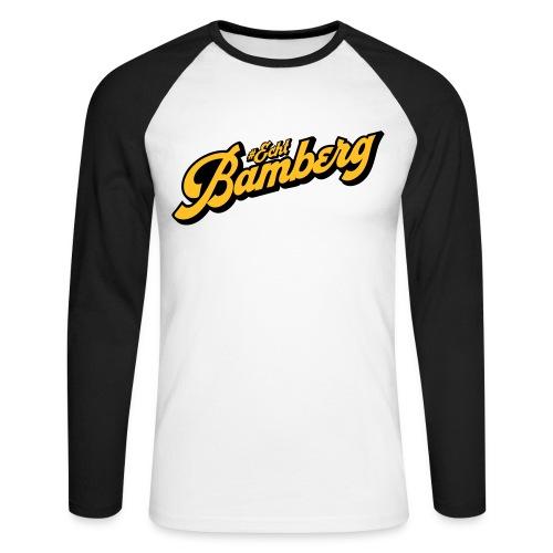 Echt Bamberg - Männer Baseballshirt langarm