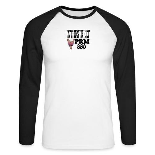PRM 380 1 - T-shirt baseball manches longues Homme
