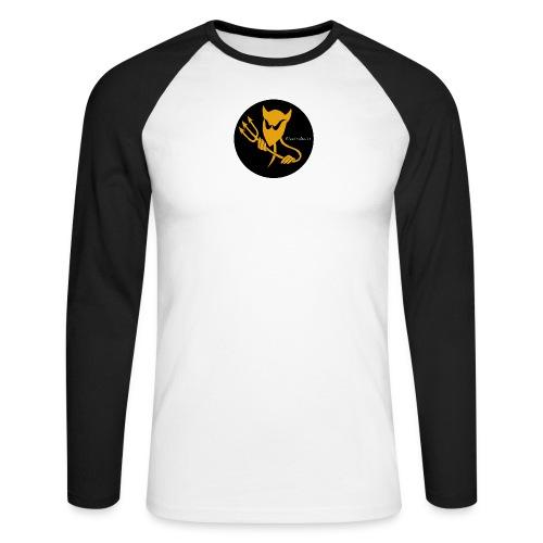 ElectroDevil - Men's Long Sleeve Baseball T-Shirt