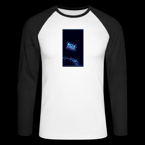 It's Electric - Men's Long Sleeve Baseball T-Shirt