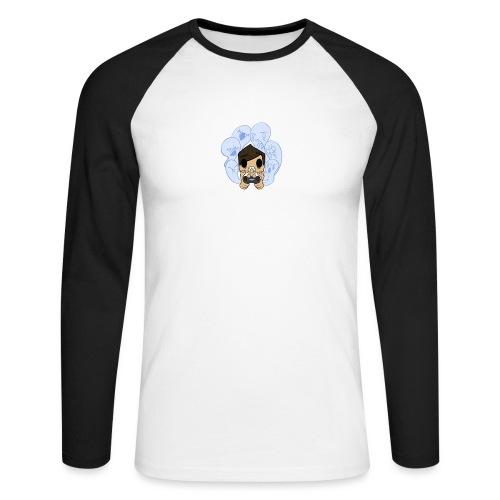 TheKryl - Men's Long Sleeve Baseball T-Shirt