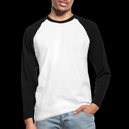 Design 2 - Männer Baseballshirt langarm