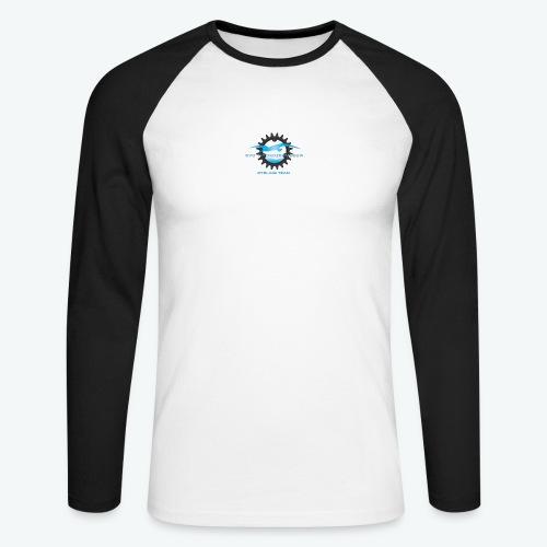 kledijlijn NZM 2017 - Mannen baseballshirt lange mouw