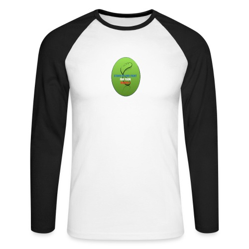 unnamed_opt-png - T-shirt baseball manches longues Homme