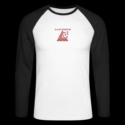 Black Mountain - T-shirt baseball manches longues Homme