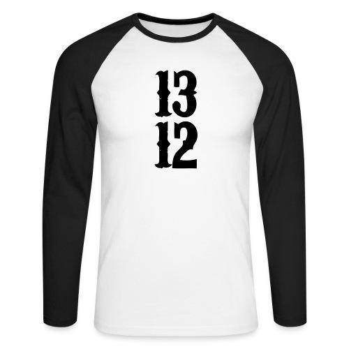 1312 - Männer Baseballshirt langarm