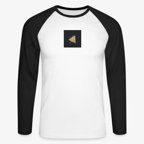 4541675080397111067 - Men's Long Sleeve Baseball T-Shirt