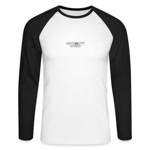 tasse officielle - T-shirt baseball manches longues Homme