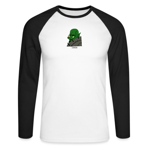 orc - T-shirt baseball manches longues Homme