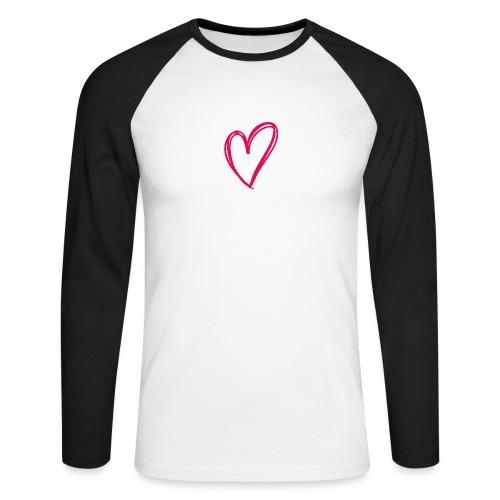hartje03 - T-shirt baseball manches longues Homme
