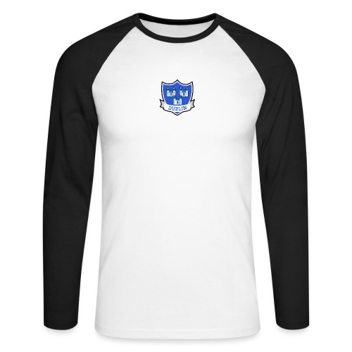 Dublin - Eire Apparel - Men's Long Sleeve Baseball T-Shirt
