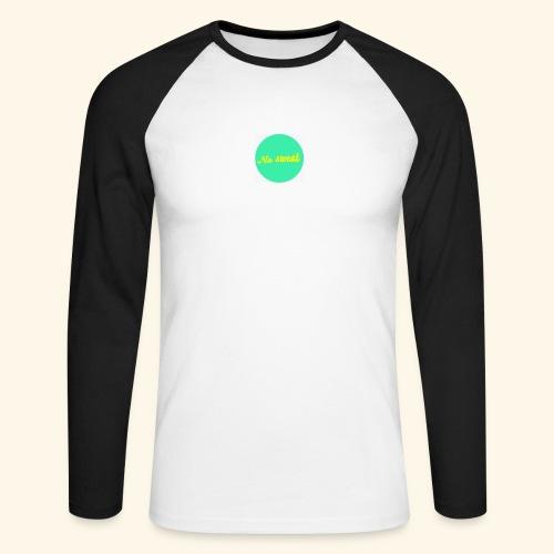 No Sweat - T-shirt baseball manches longues Homme