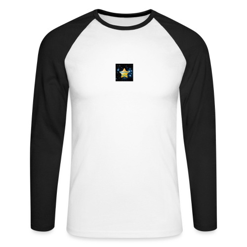 Logo Janvier-Juin 2017 de StarStudio LeLive ! - T-shirt baseball manches longues Homme