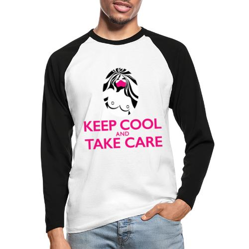 Keep cool - T-shirt baseball manches longues Homme