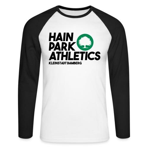 Hain Park Athletics - Männer Baseballshirt langarm