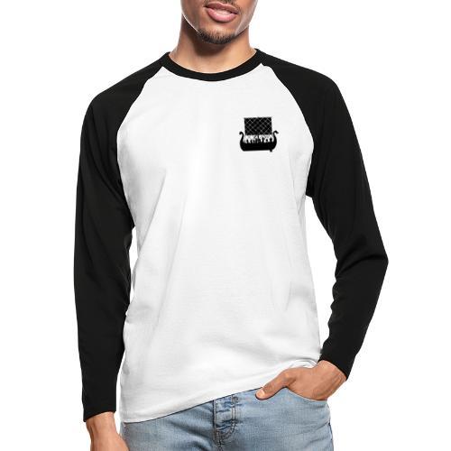 LongShip - Vikings - T-shirt baseball manches longues Homme