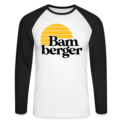 Echt Bamberger - Männer Baseballshirt langarm