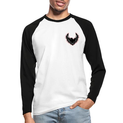 THE CRŒW SPORT - T-shirt baseball manches longues Homme