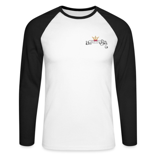 Invictus - Men's Long Sleeve Baseball T-Shirt