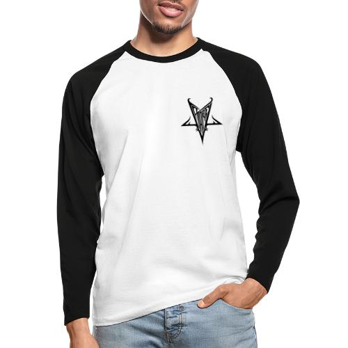 Penta Small - Men's Long Sleeve Baseball T-Shirt