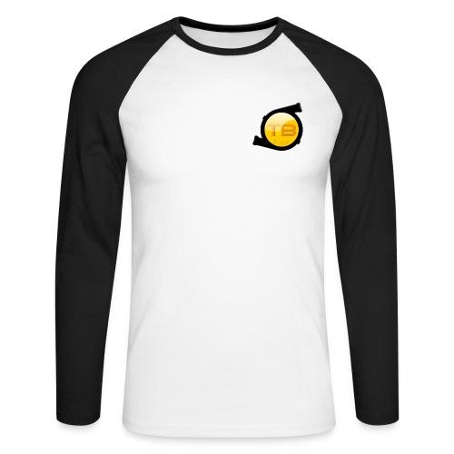 newlogotb - T-shirt baseball manches longues Homme