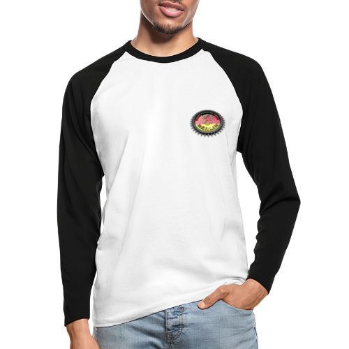 ESU Logo - Männer Baseballshirt langarm