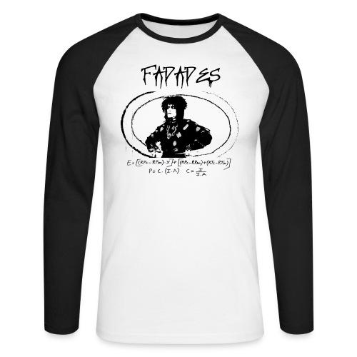 fadadesikrieg2 - T-shirt baseball manches longues Homme