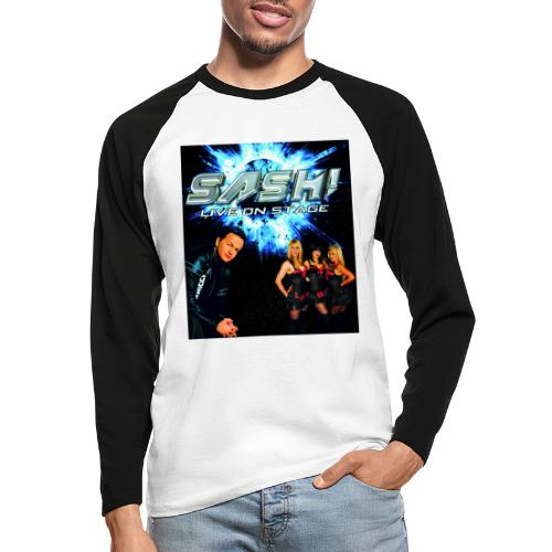 SASH! Live - Men's Long Sleeve Baseball T-Shirt
