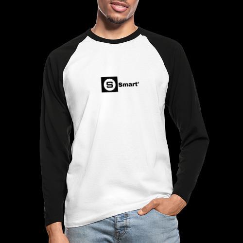 Smart' ORIGINAL - Men's Long Sleeve Baseball T-Shirt