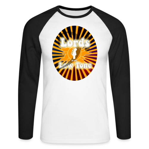 Lords of the Low Tone - Men's Long Sleeve Baseball T-Shirt