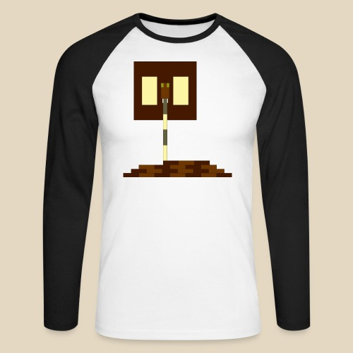 Cobra - T-shirt baseball manches longues Homme