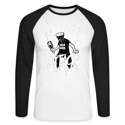 På Svenska Tack - Men's Long Sleeve Baseball T-Shirt