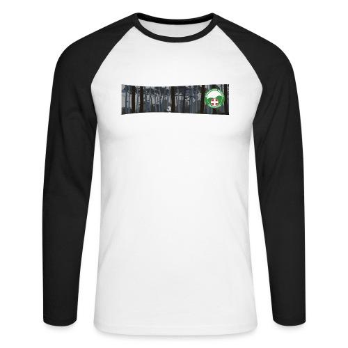 HANTSAR Forest - Men's Long Sleeve Baseball T-Shirt