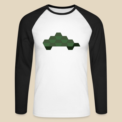 Turtle - T-shirt baseball manches longues Homme