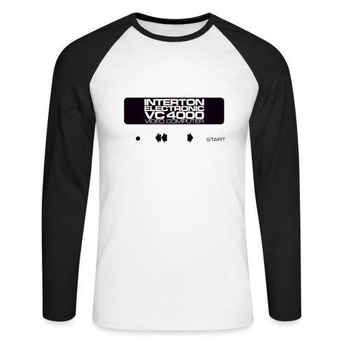 VC4000 - Männer Baseballshirt langarm