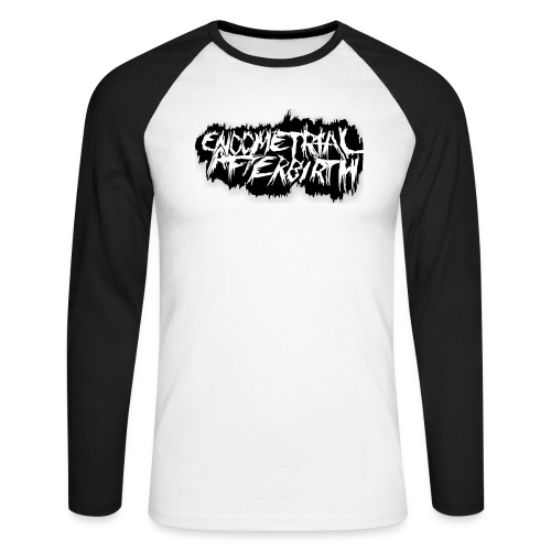 big png - Men's Long Sleeve Baseball T-Shirt