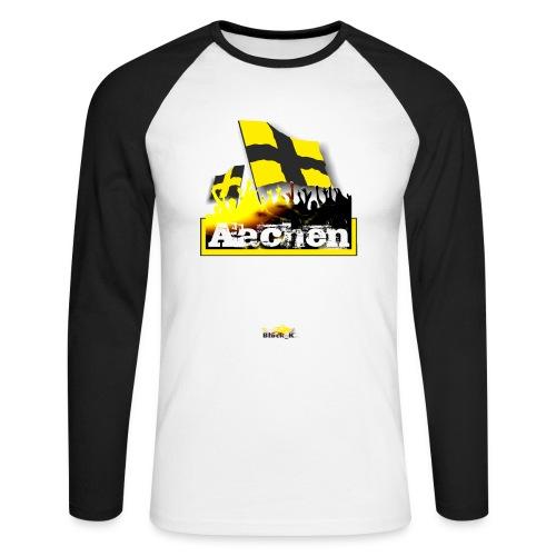 aachen all4one - Männer Baseballshirt langarm
