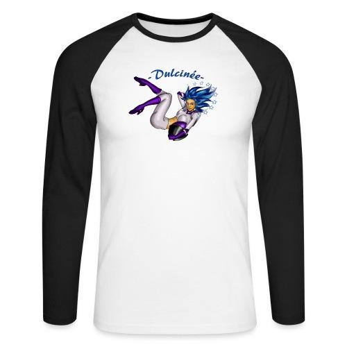 Dulcinée - T-shirt baseball manches longues Homme