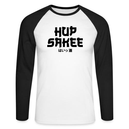 Hup Sakee - Mannen baseballshirt lange mouw