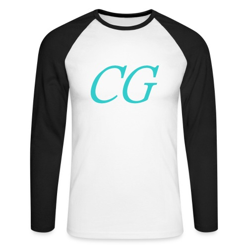 CG - T-shirt baseball manches longues Homme
