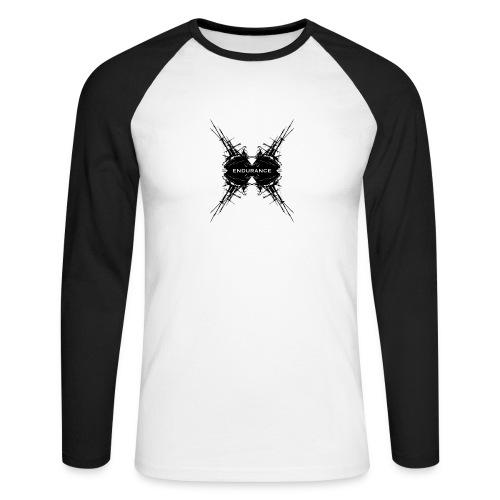 Endurance 1A - Men's Long Sleeve Baseball T-Shirt