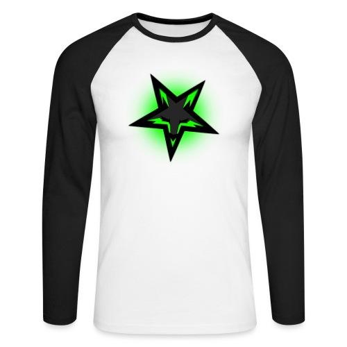 KDutch Logo - Men's Long Sleeve Baseball T-Shirt