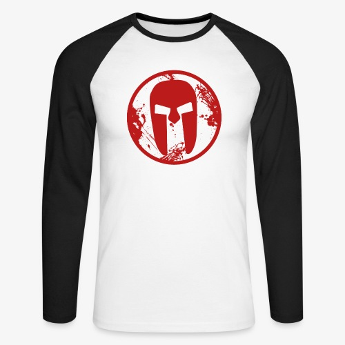 spartan - Men's Long Sleeve Baseball T-Shirt