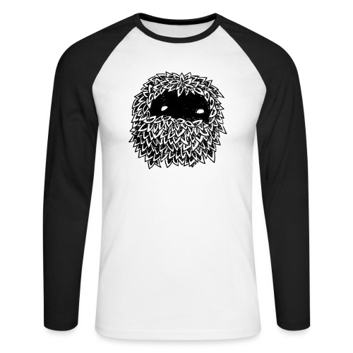 Leaves Bounoz by www.mata7ik.com - T-shirt baseball manches longues Homme