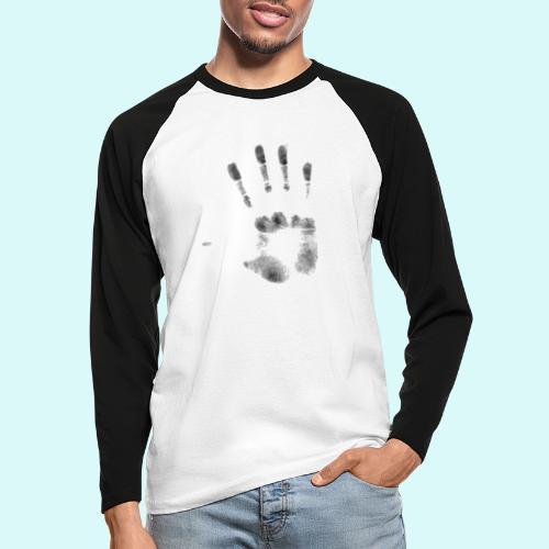 empreinte - T-shirt baseball manches longues Homme
