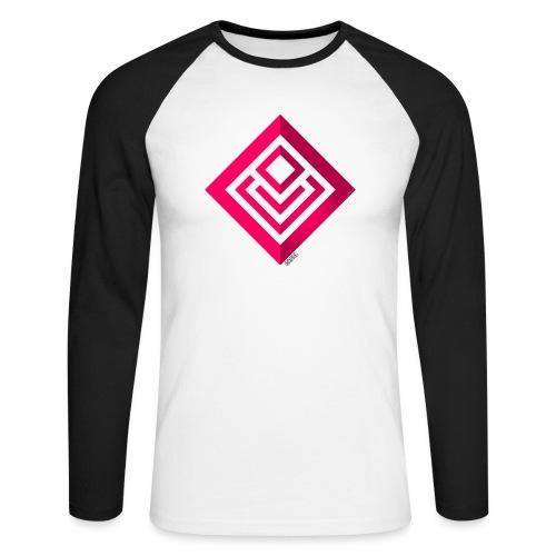 Cabal (with label) - Men's Long Sleeve Baseball T-Shirt