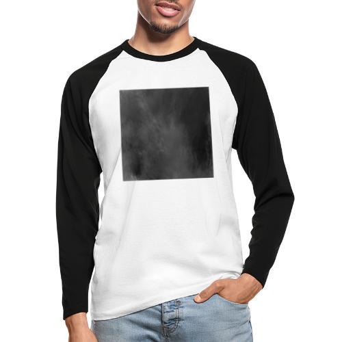 Das schwarze Quadrat | Malevich - Männer Baseballshirt langarm
