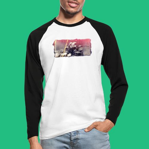 tireur couche - T-shirt baseball manches longues Homme