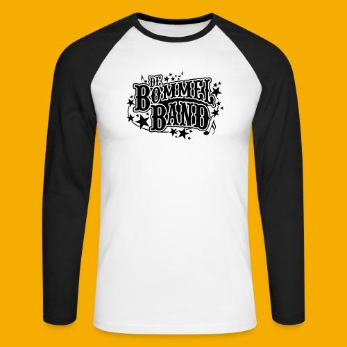 bb logo - Mannen baseballshirt lange mouw
